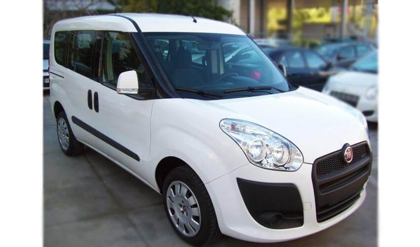Fiat Doblo 5-θέσιο Πολυμορφικό