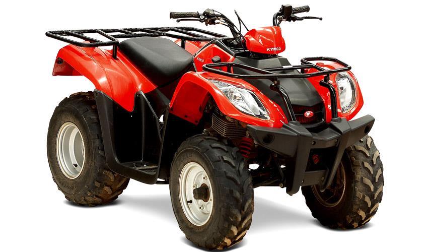 ATV Kymco MXU