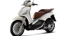 Scooter Piaggio Beverly