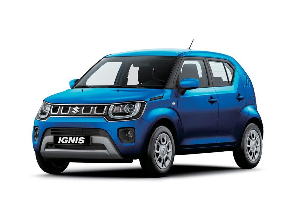 Suzuki Ignis  Auto Model 2021